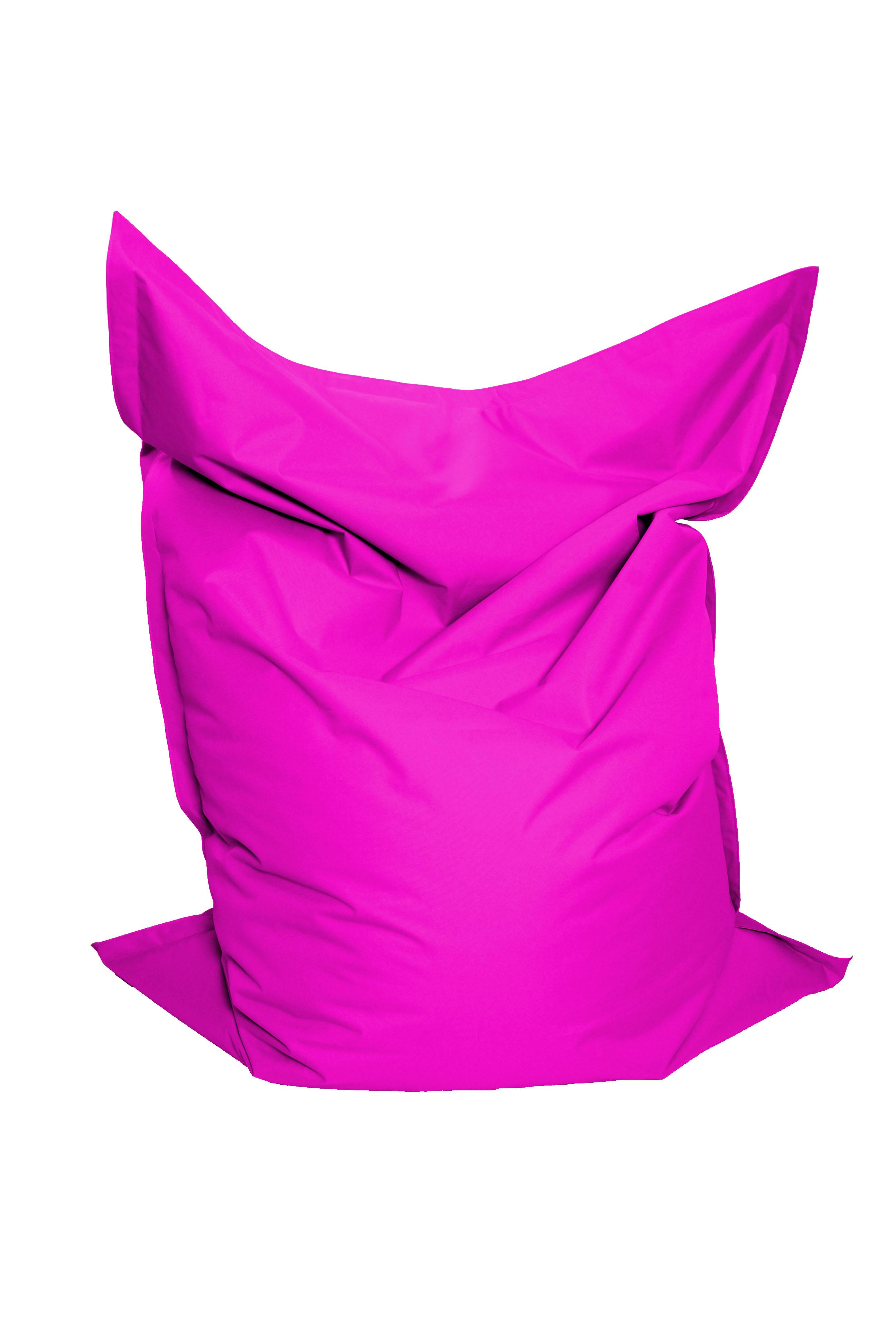M&M sedací vak Standard 180x141cm růžová (růžová 41194)