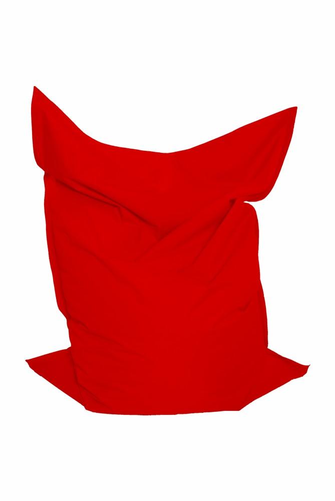 M&M sedací vak Standard 141X180cm červená (červená 80023)