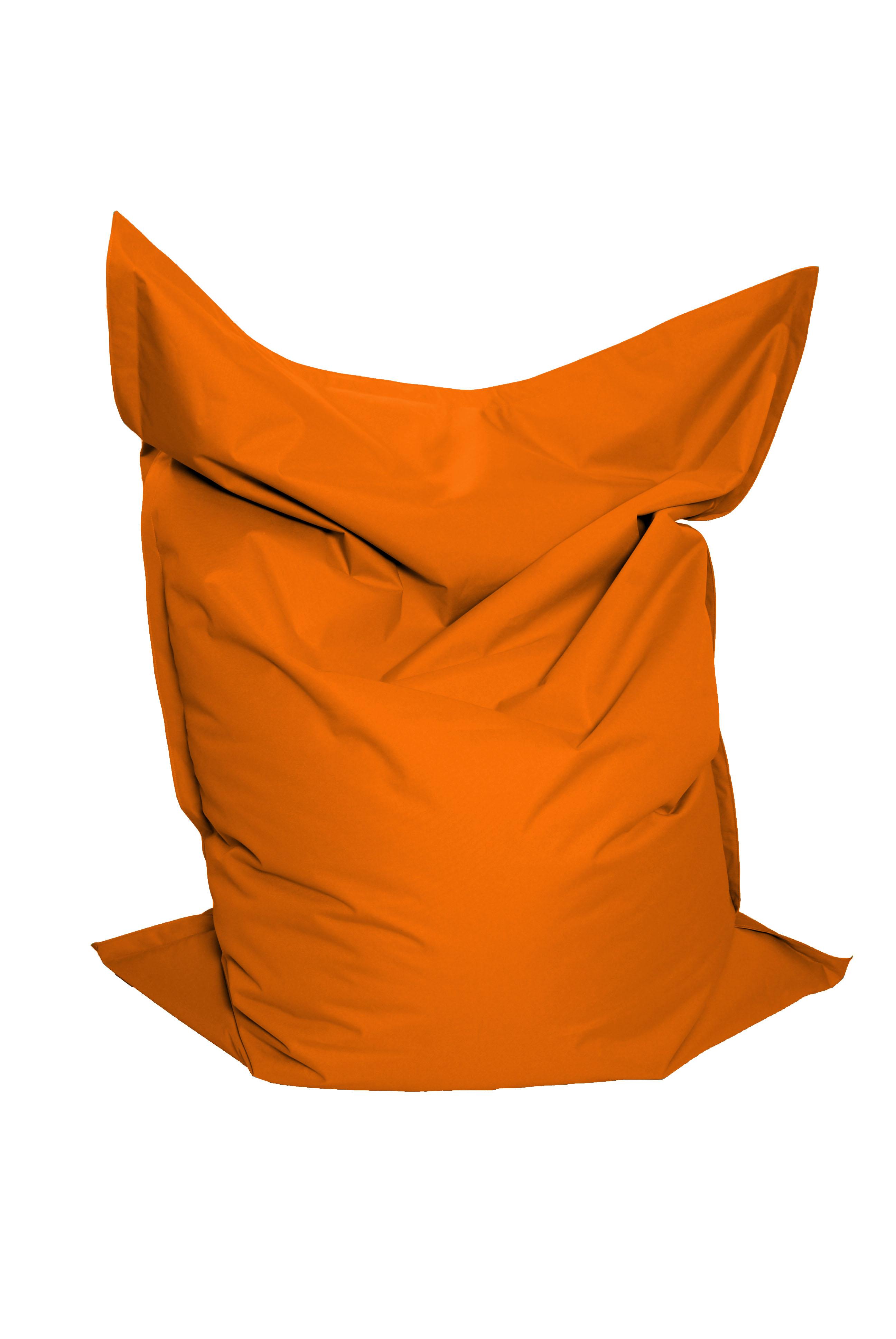 M&M sedací vak Standard 141X180cm oranžová (oranžová 60012)