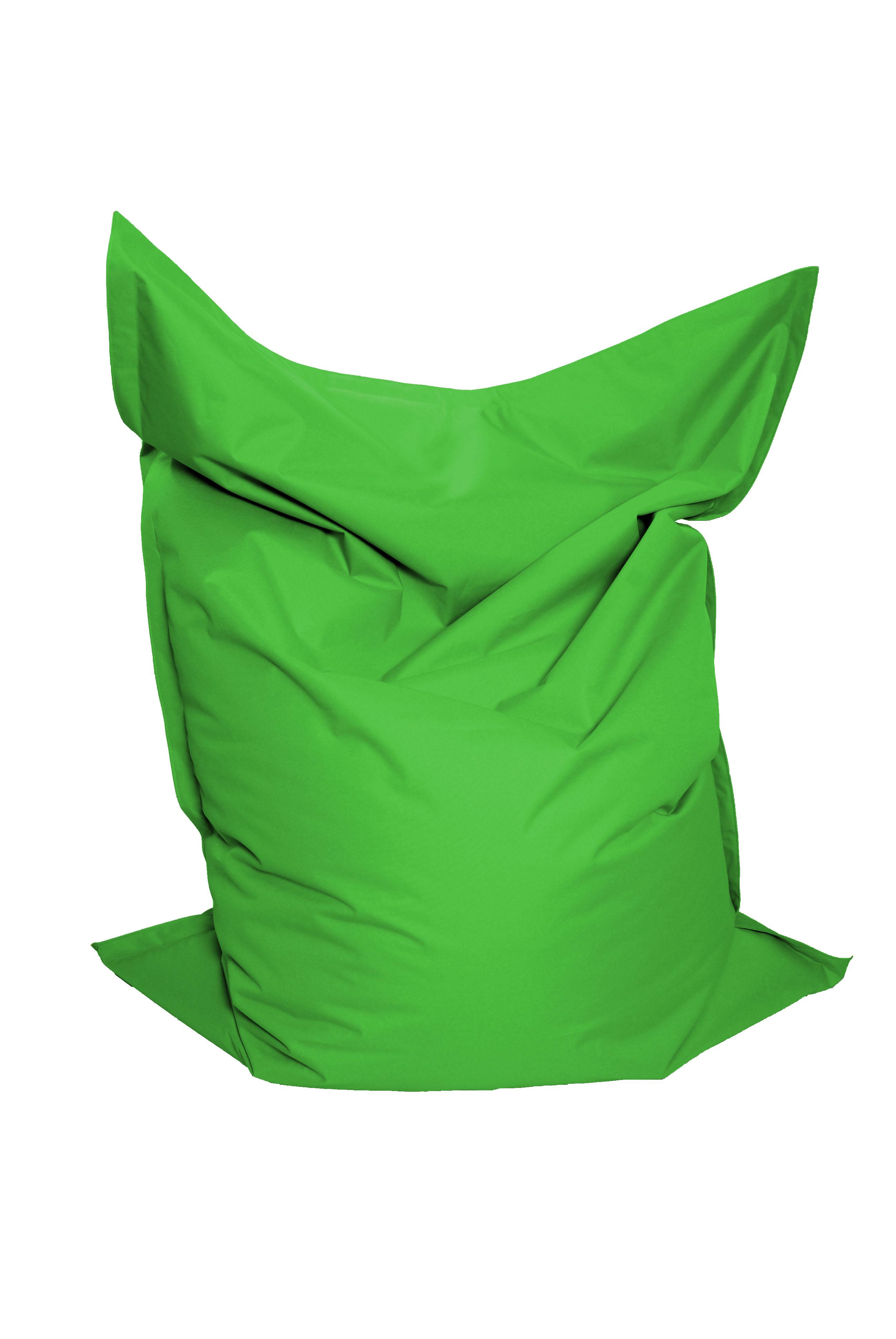 M&M sedací vak Standard 141X180cm zelená (zelená 60166)