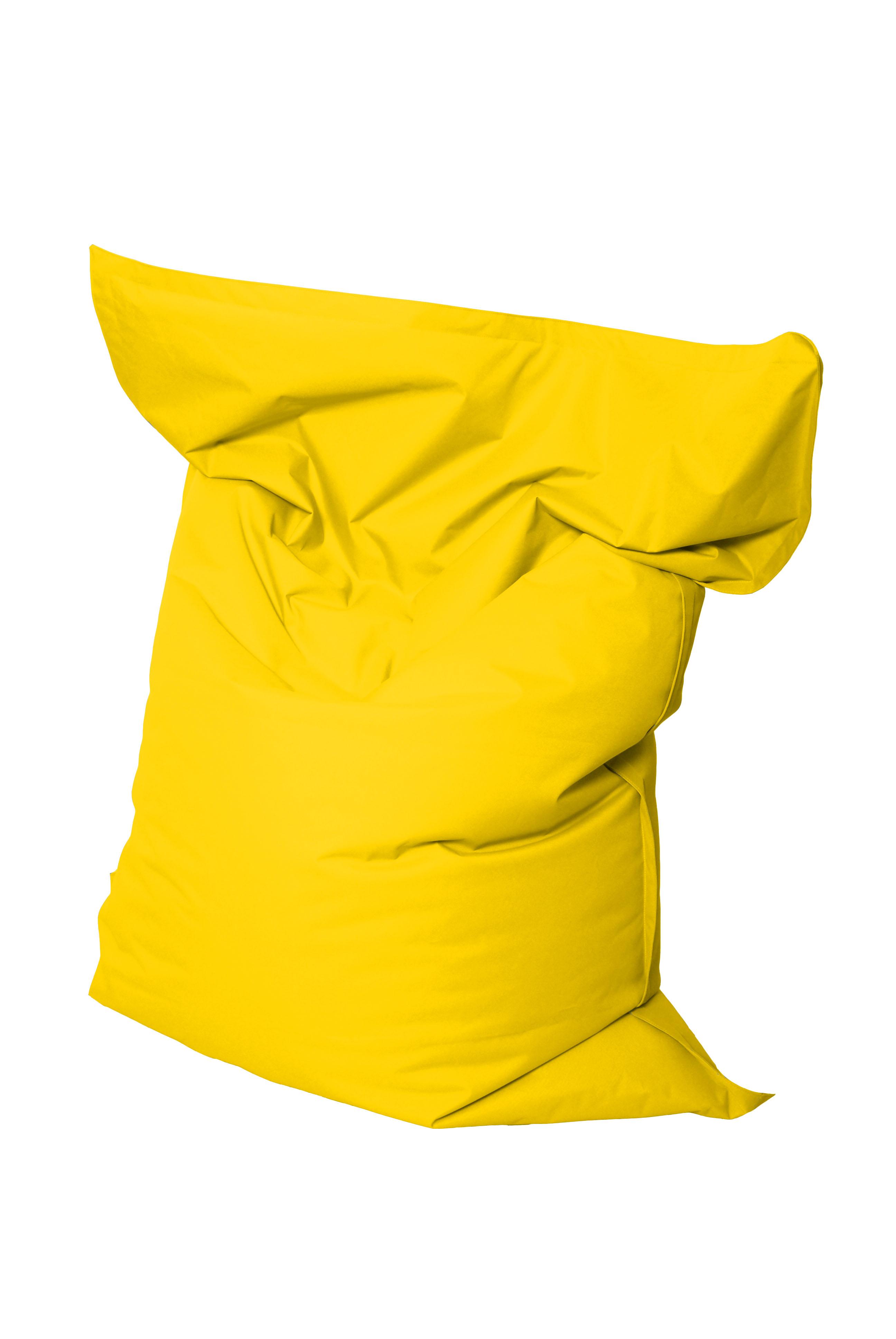 M&M sedací vak Maxi 200X140cm žlutá (žlutá 60103)