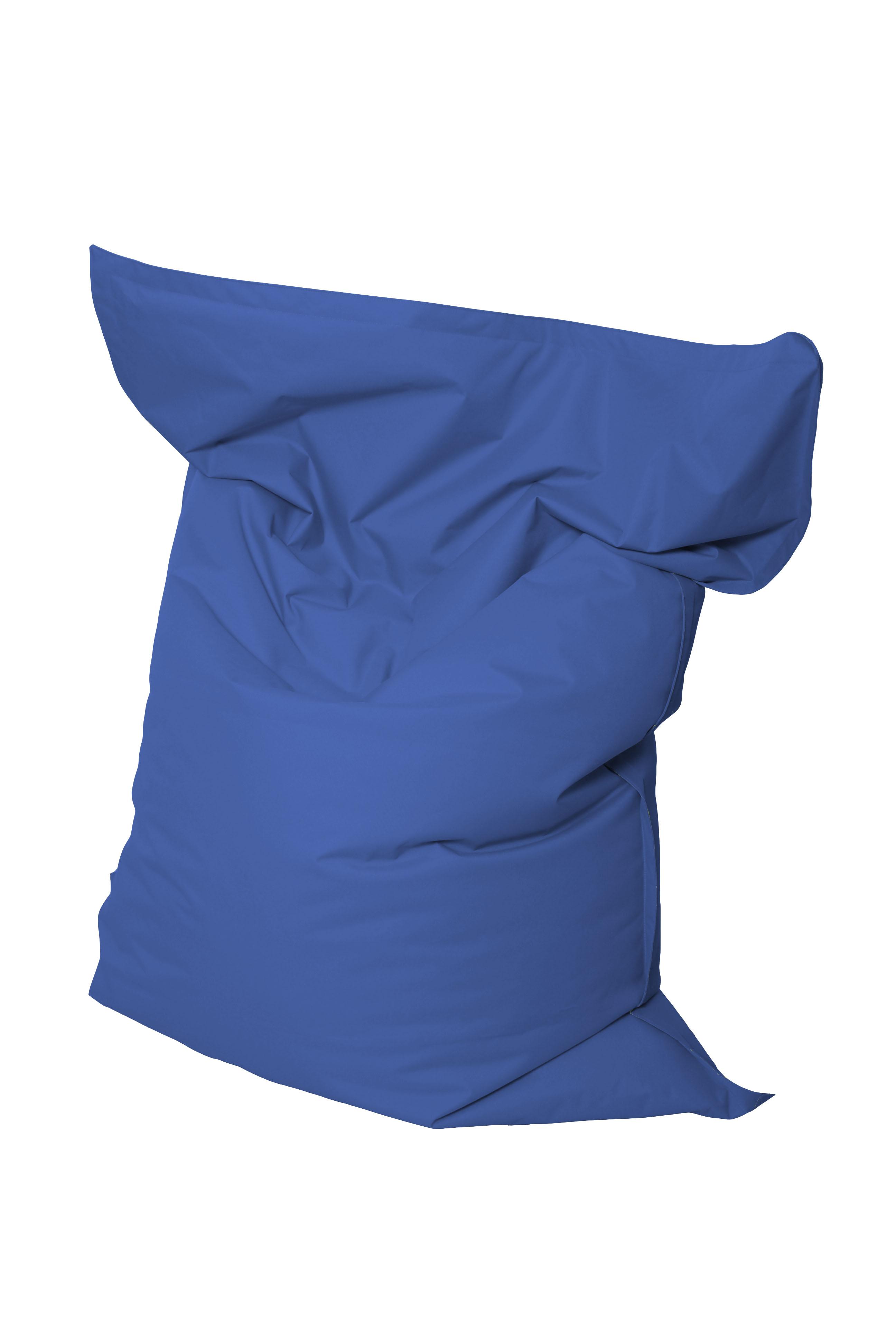 M&M sedací vak Maxi 200X140cm modrá (modrá 80175)