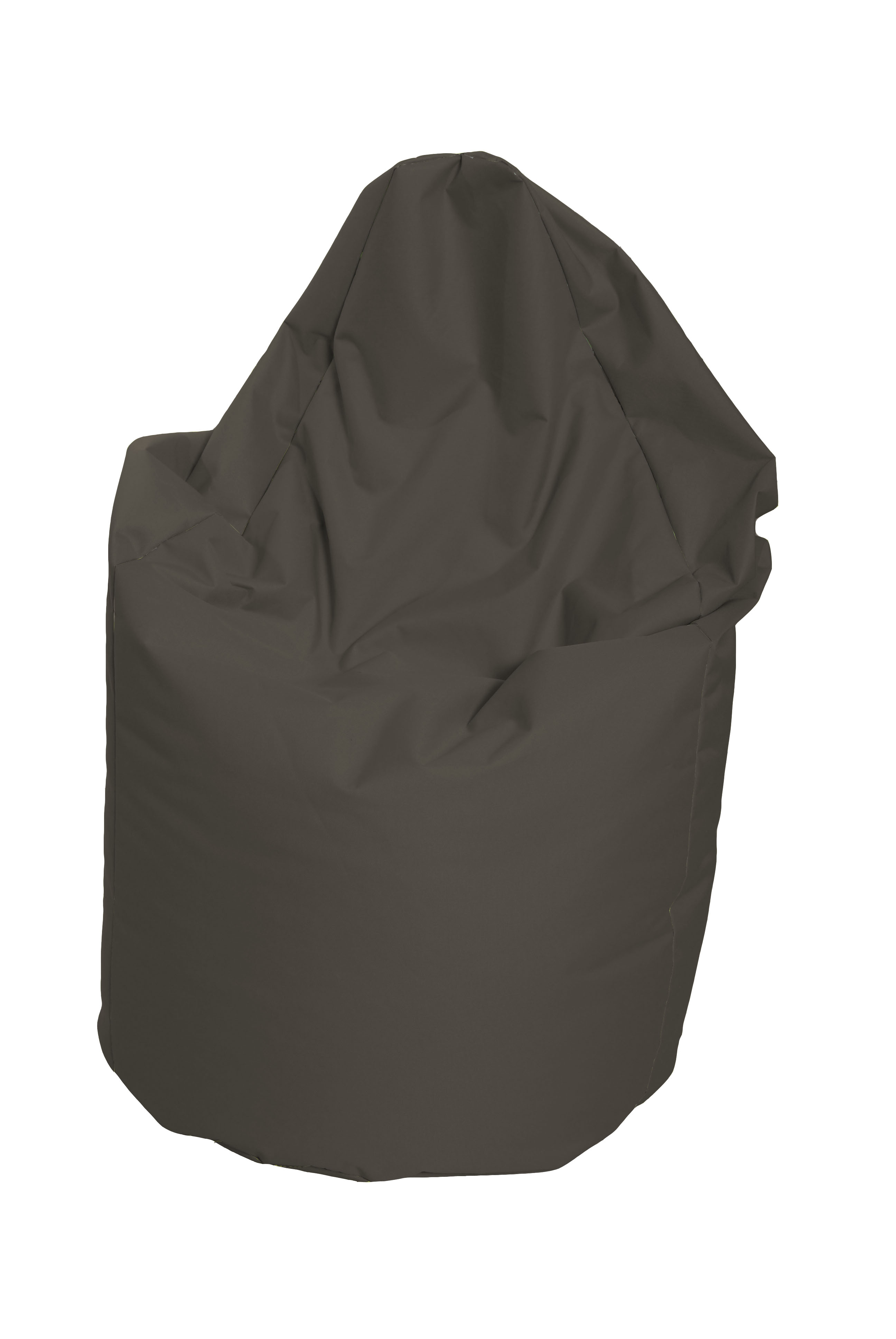 Sedací vak hruška Mega tmavě šedá (tmavě šedá 80048)